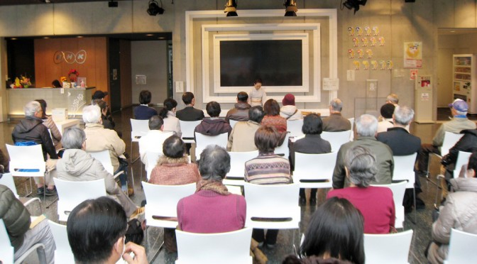 NHK千葉の生放送に出演しました